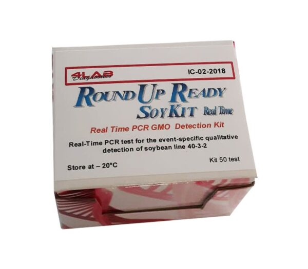 Real time PCR RoundUp Ready ® Soy Detection Kit